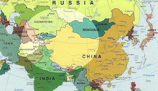 Central Asia@peter peng blog