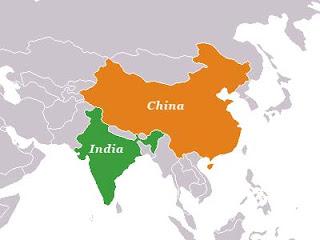 India and China@peter peng blog