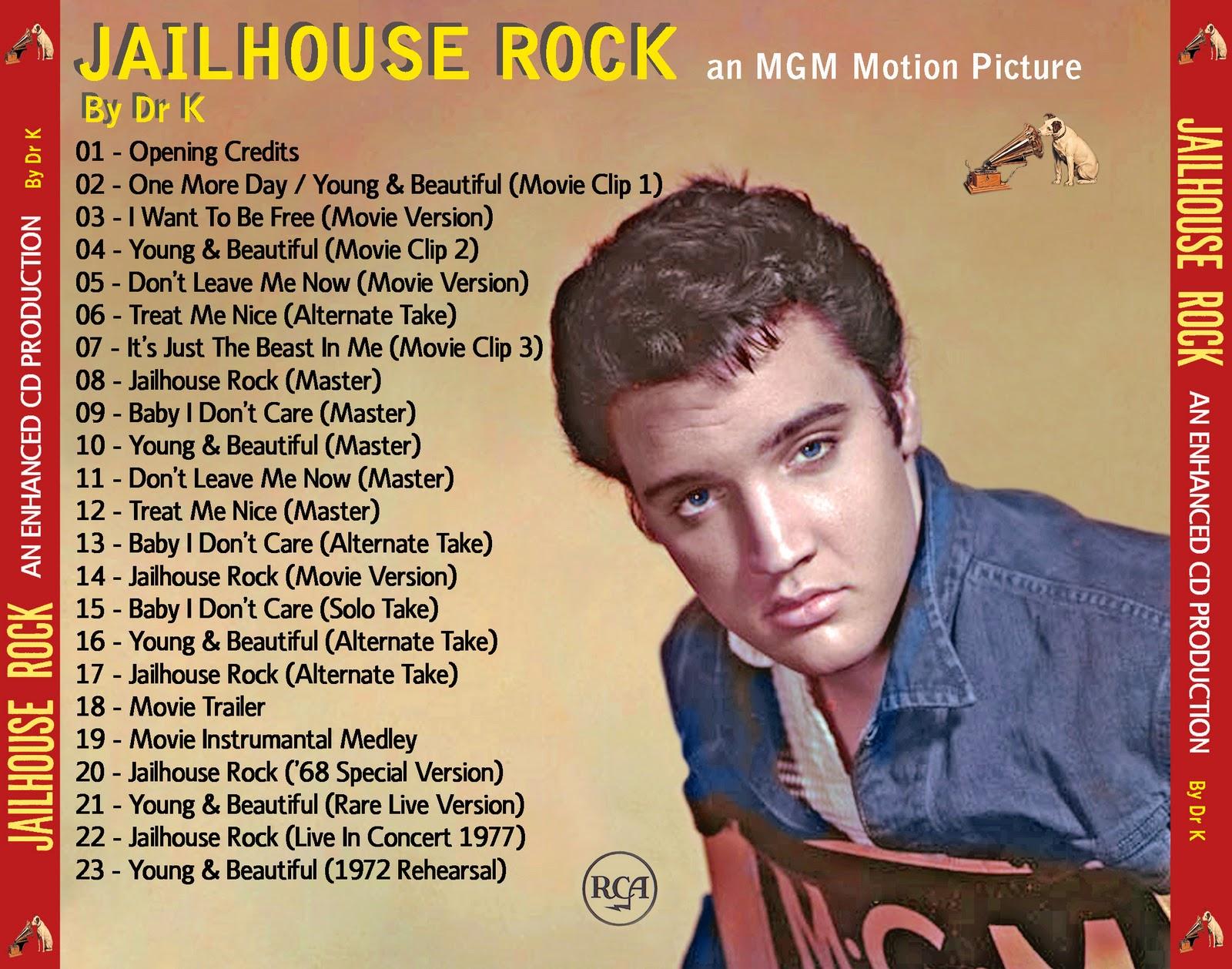 Jailhouse Rock Album