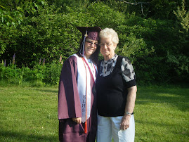 My wonderful Memere who has helped me in so many ways
