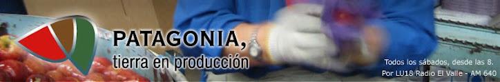 Patagonia, tierra en producción