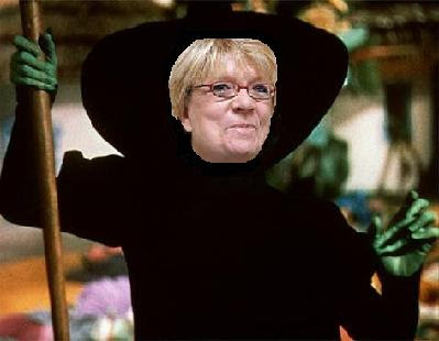 The SDP witch of the Guardian