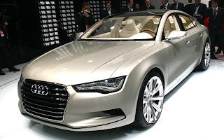 Audi reveals A5 Sportback