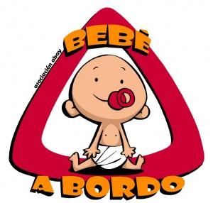 Bebe a bordo!!!