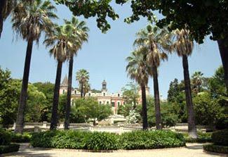Rincones secretos de barcelona jardines y refugio for Jardines del palau