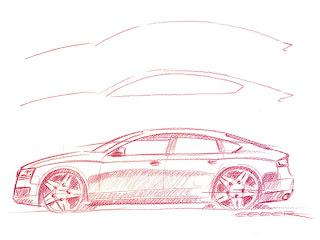 Audi A5 Sportback Official Pics, Details