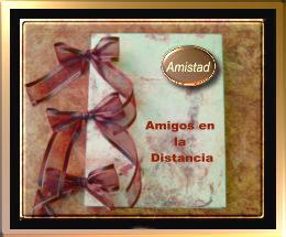 PREMIO AMIGOS EN LA DISTANCIA (15/08/2010)
