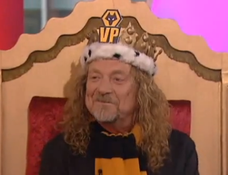 Robert Plant til Skavlan