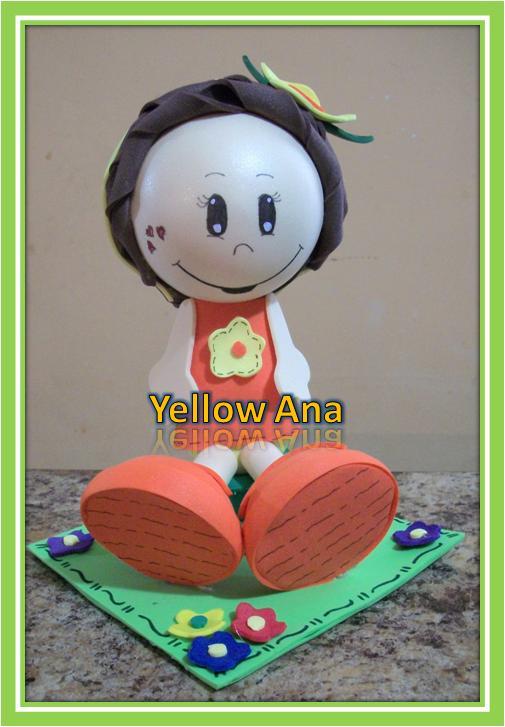 El Rincon de Yellow Ana: Baby Toy
