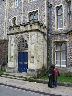 Winchester College buildings