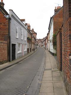 A Winchester street