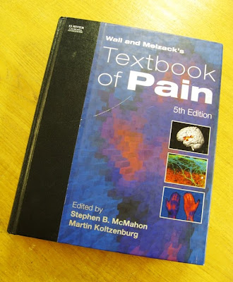 Photo of the Textbook of Pain