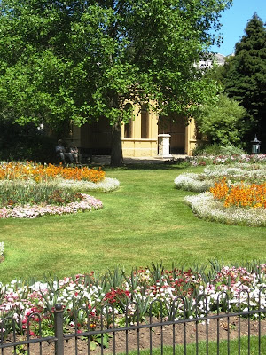 View in the Jephson Gardens
