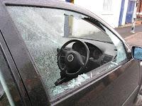 Missing car window
