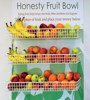 Honesty Fruit Bowl