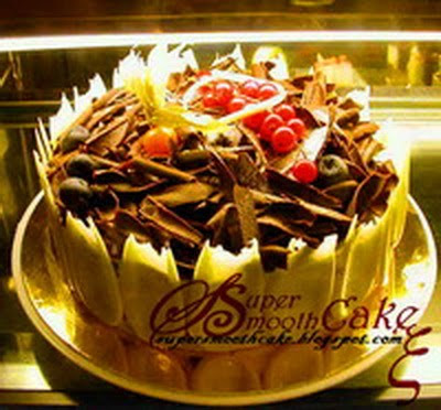 Super Smooth Cake & Bakery: 20>>> Chocolate & Mocca Cake Series