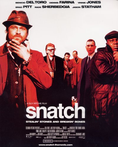 L2 Jack C: Snatch Film Poster