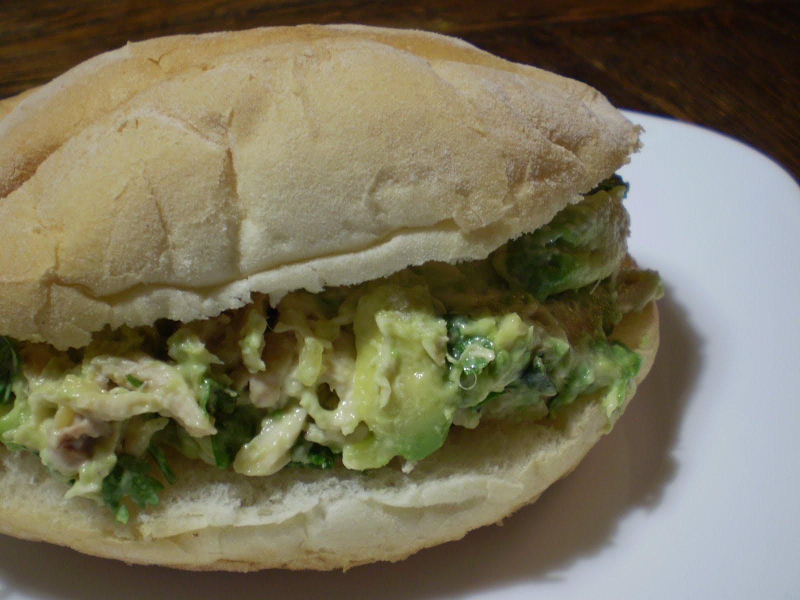 saz243n del coraz243n torta de pollo a la mexicana