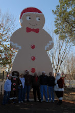 Guinness World Record Gingerbread Man