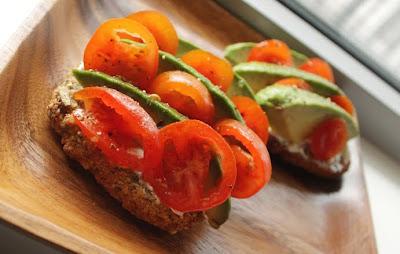 Oppskrift Vegan Vegetar Pålegg Brødskive Tofutti Avokado