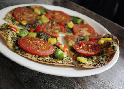 Oppskrift Grønn Basilikumpesto Pesto Hjemmelaget Pizza