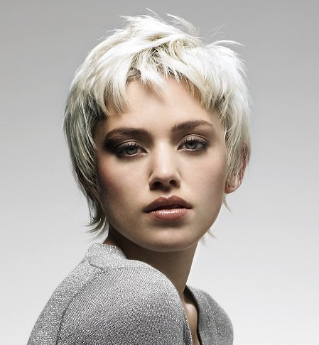 short hair styles for