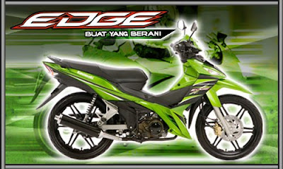 New Motor Kawasaki Edge 2010