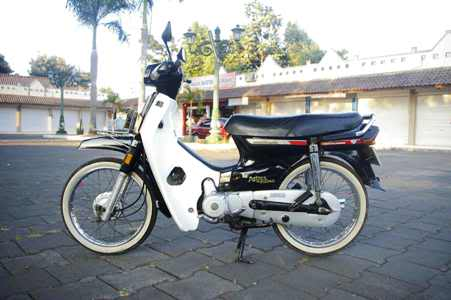 Image of Modifikasi Motor Astrea