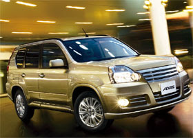 New 2010 Nissan X-Trail Autech Version