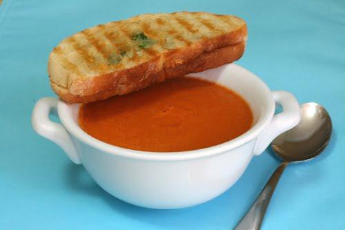 Cream of Tomato Soup Vegan Appetite
