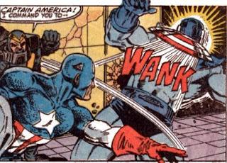 Você já bateu uma Wank hoje? O Capitão pode bater pra você