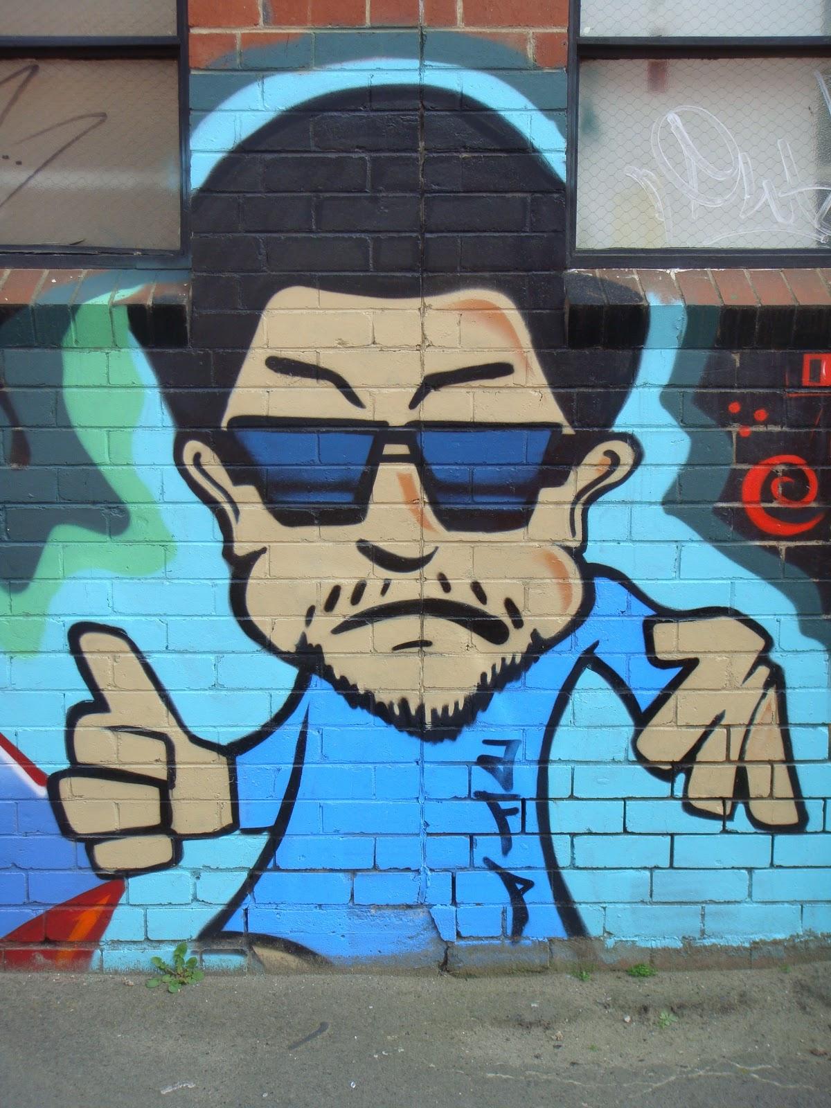 Граффити фото на аву в вк