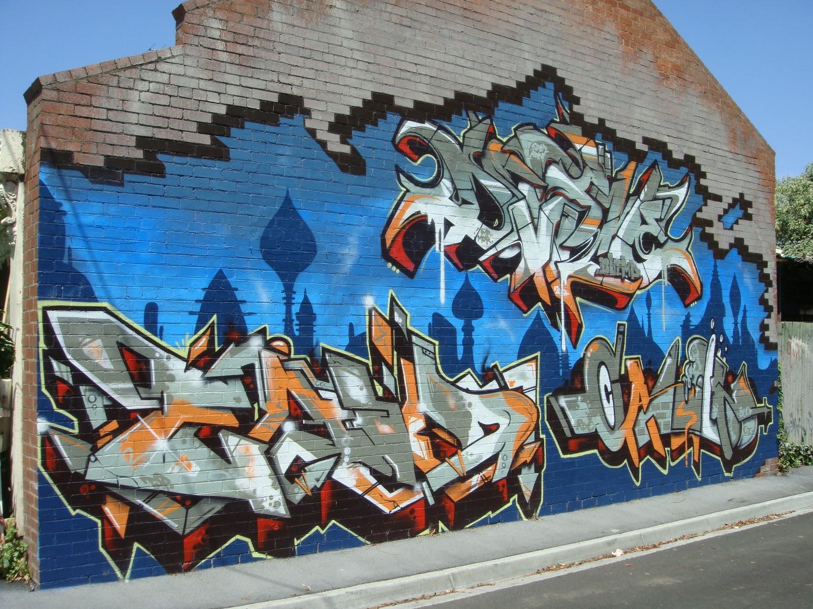 Categories deansunshine melbourne street art graffiti wildstyle