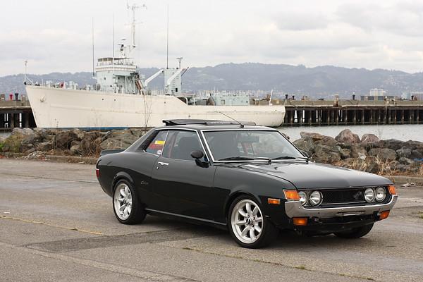 73 Toyota celica for sale