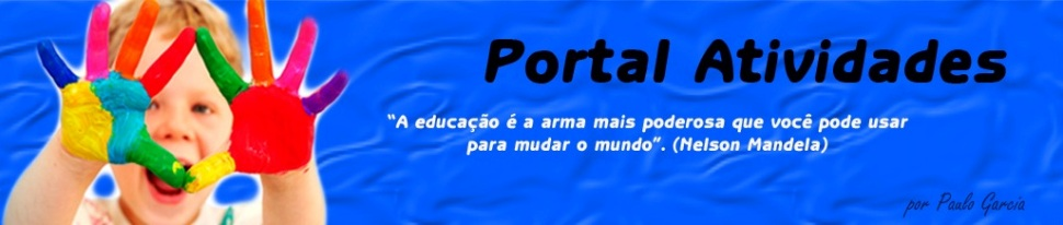 Portal Atividades