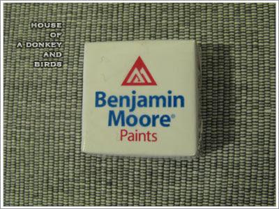 ベンジャミン・ムーア