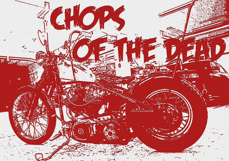 Chops Of The Dead - Malmö