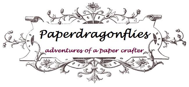 Paper Dragonflies
