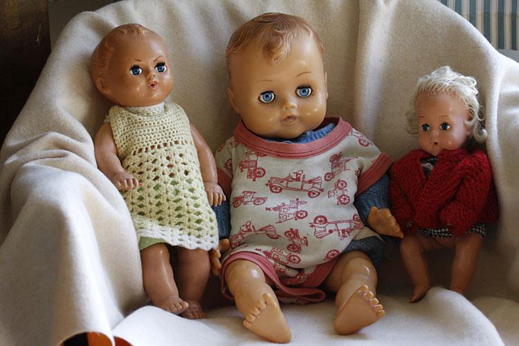 vanhat nuket