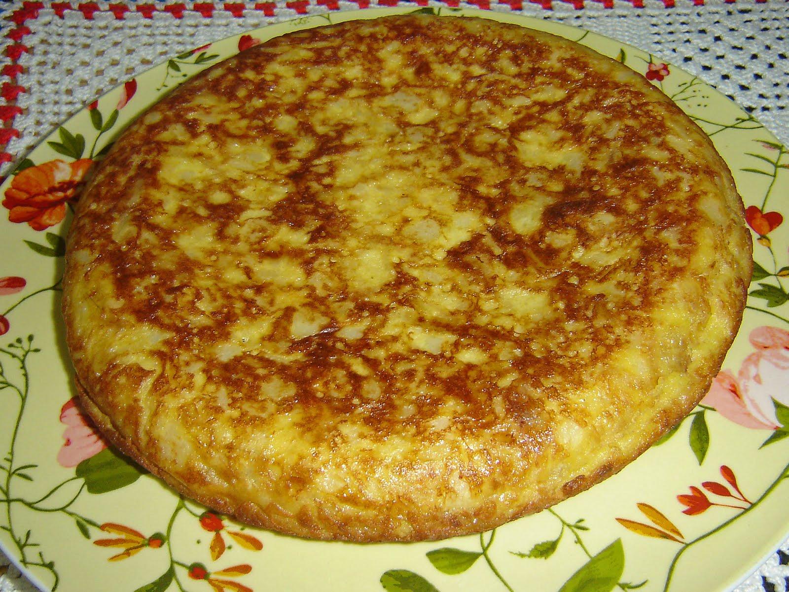 Cocina Casera Facil: TORTILLA DE PATATA