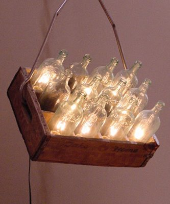 Trendspotting milk bottle lights aloadofball Gallery