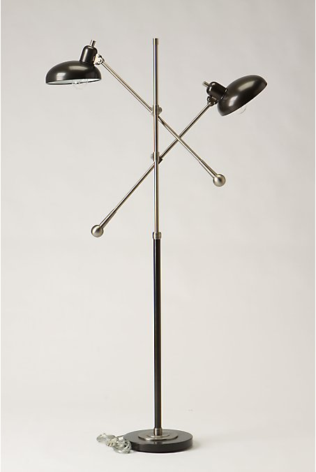 Object of lust enzo floor lamp aloadofball Image collections