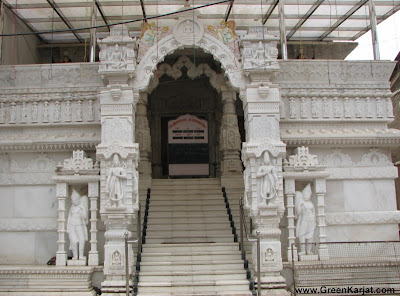 jain temple place to worship in karjat