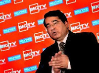 Arun Kapoor Big Tv CEO quits