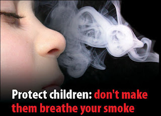 Protect children from smoke