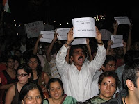 Mumbai fights back protest rally