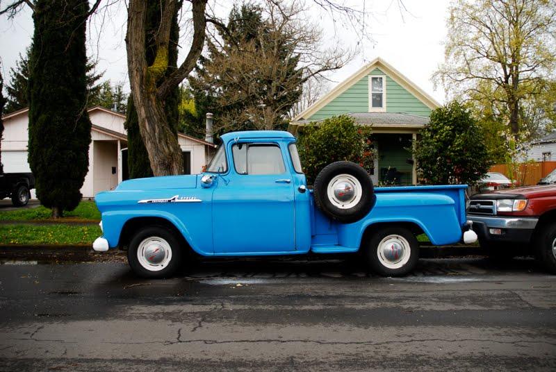 68 Chevy Stepside Truck