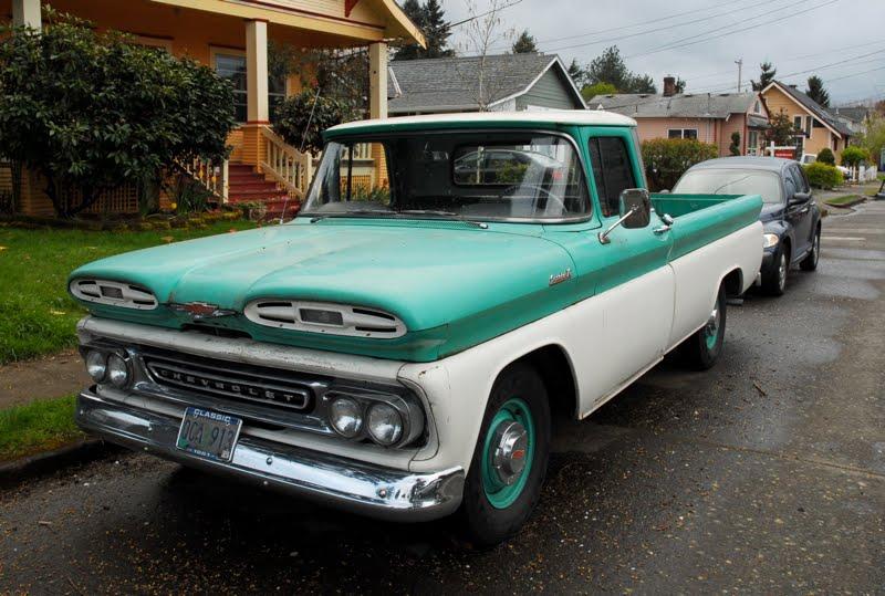 1963 Chevrolet Apache 10 Panel Truck | Autos Post