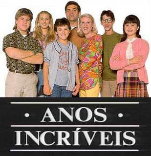 Anos Incríveis 1, 2, 3, 4, 5, 6 Temporada Dublada  Download Filme