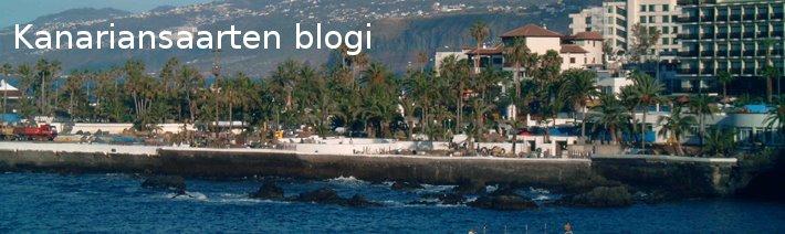 Kanariansaarten blogi
